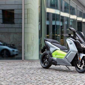 BMW C Evolution 11kw