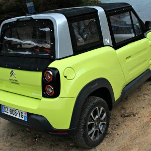 Citroën E-Mehari Hard Top