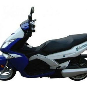 Ecoscooter TH 4KW 60h