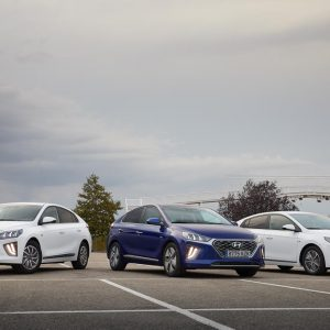Hyundai IONIQ Electric 2020 Klass