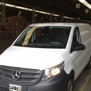 Mercedes-Benz eVito Furgón Largo