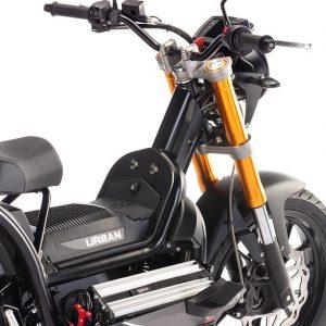 Nuuk Urban Moped