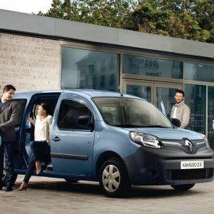 Renault Kangoo ZE Maxi 5 Plazas