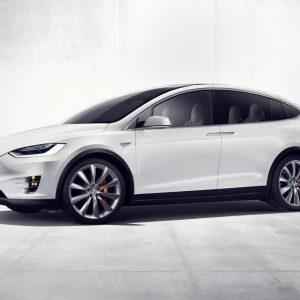 Tesla Model X Long Range Dual Motor 5 Plazas