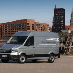 Volkswagen e-Crafter 35,8 kWh