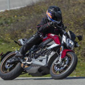 Zero Motorcycles SR/F Premium