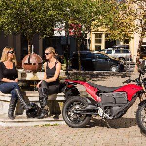 Zero Motorcycles XU ZF5.7 Año 2013