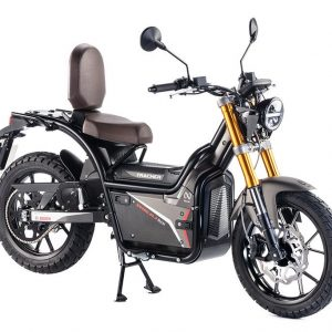 Nuuk Tracker Motorbike
