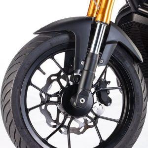 Nuuk Urban Motorbike