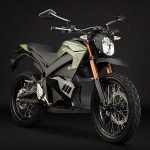 Zero Motorcycles DS ZF11.4. Año 2014
