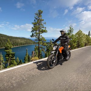 Zero Motorcycles DS ZF9.8 Año 2017
