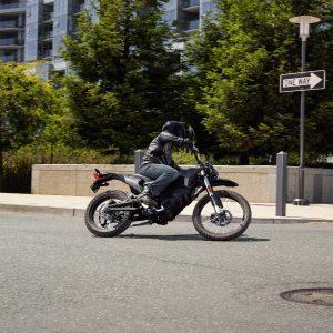 Zero Motorcycles FX ZF3.3 Año 2017