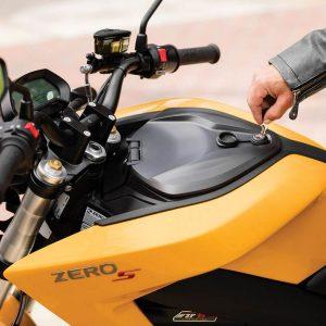 Zero Motorcycles S ZF6.5 Año 2017