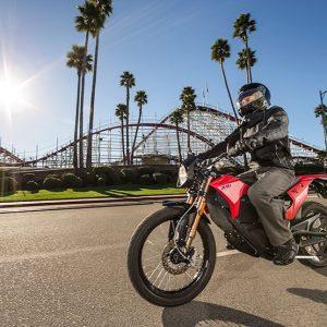 Zero Motorcycles XU ZF2.8 Año 2013