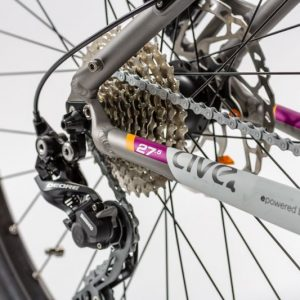 Ave Hybrid Bikes XH3 FS
