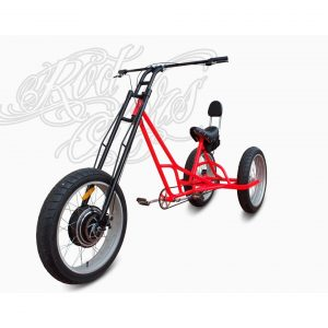 Bikelec Fat Trike Invictus