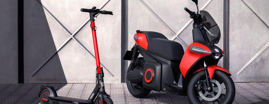 La e-Scooter eléctrica y el patinete eléctrico de Seat ya son oficiales.