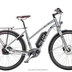 Ave Hybrid Bikes SH11 Roadster