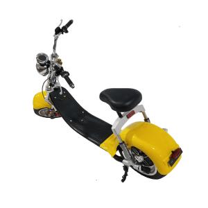 Citycoco Harley Aprobado Amarillo