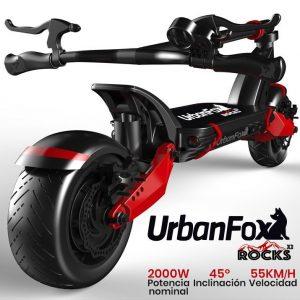 Urban Fox Rocks x2 Limited Edition