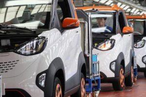Los coches eléctricos Low Cost Chinos desembarcan en Europa