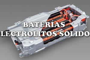 Samsung esta desarrollando las baterías del futuro, de electrolito sólido