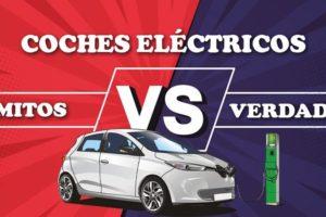 Verdades, mentiras y mitos de los coches eléctricos