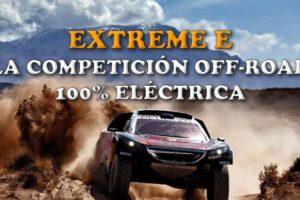 Extreme E, la competición Off-Road con vehículos 100% eléctricos