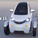 WEEVIL, un vehículo eléctrico urbano, innovador y es español.