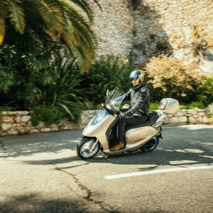 Eccity Motocycles 50