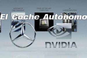 Mercedes-Benz y Nvidia se unen para crear la IA del coche autónomo.