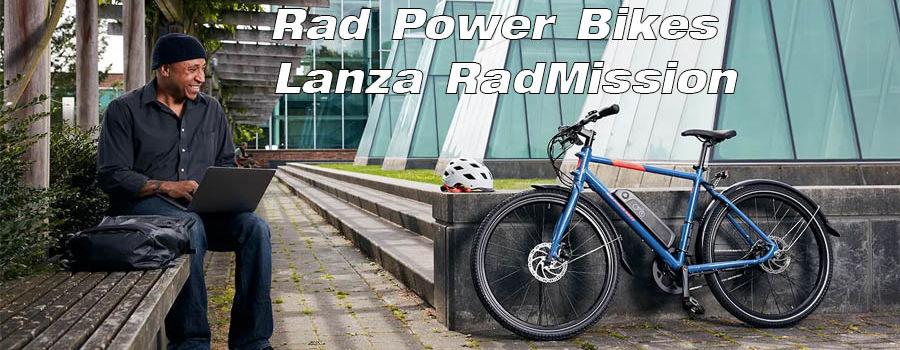 Rad Power Bikes lanza su ebike más lowcost y ligera, RadMission.
