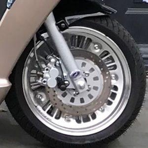 Eccity Motocycles 125 Plus