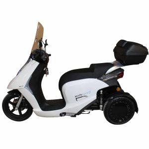 Eccity Motocycles Model 3