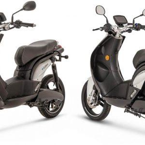 Peugeot Scooters e-Ludix
