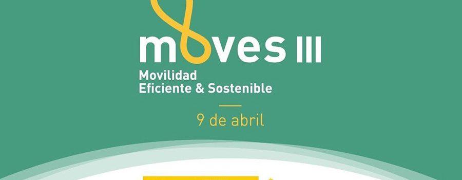 Plan Moves III (2021) Todas las ayudas para comprar tu coche, moto o scooter eléctrico.