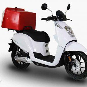 Ecooter E3 E-VIBALL Cargo